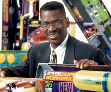 Lonnie-Johnson Inventor of Super Soaker