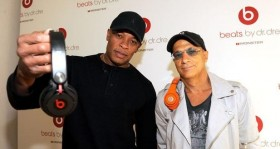 -Dr.Dre-Jimmy-Iovine- Beats sells for 3.2 Billion to Apple